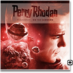 COVER: Perry Rhodan - Plejaden 1