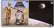 Krieg der Sterne - The Story of StarWars - LP-Cover